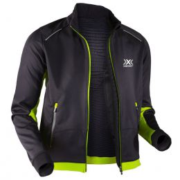 X-Bionic Running SphereWind Jacket Man