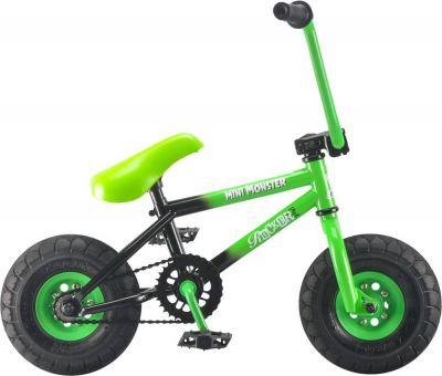 Rocker Irok+ Mini Monster Mini BMX Bike