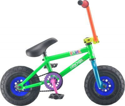 Rocker Irok+ Funk Mini BMX Bike