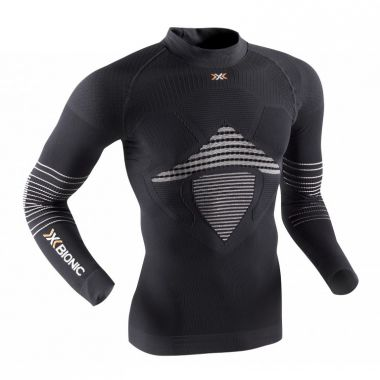 X-Bionic Energizer Mk2 shirt turtleneck men