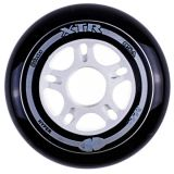 Kolieska 84 mm Hyper XTR 84mm 85A (8ks) black
