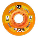 Kolieska 70 a 72 mm Hyper Pro 250 72mm 84A (4ks) orange