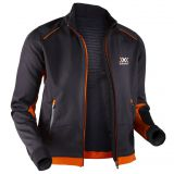 Bundy X-Bionic Running SphereWind Winter Jacket Man