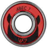 Rulmenţi role Wicked Abec 7 (16buc) simple pack
