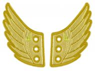 Shwings Shwings Gold Shiny Wings