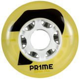 Kolieska na korčule Prime Wheels Tribune 80mm 74A (4ks) yellow