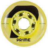 Kolieska na korčule Prime Wheels Centurio 80mm 82A (4ks) yellow