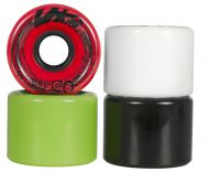 Kolečka na longboard Utube Longboard Wheels 60mm / 78A (4ks) mix