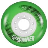 Kolieska 80 a 82 mm Powerslide Spinner 80mm 85A (4ks) green
