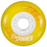 Kolieska na korčule Powerslide Spinner 80mm 85A (4ks) yellow