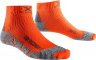 Ponožky X-Socks Running Discovery Orange