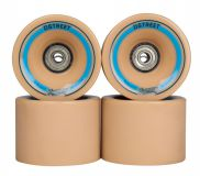 Kolečka na longboard D Street Wheels Journey Freedom Abec 7 (4ks)