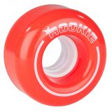 Kerekek kétsoros görkocsolyákhoz Rookie Quad Wheels All Star 58mm 80A (4db) Red