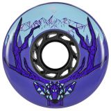 Kolieska 76 a 78 mm Undercover Deer 76mm 84A (4ks) purple