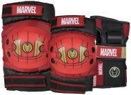 Chrániče Powerslide Marvel Iron Man Pad Set