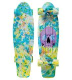 Pennyboardy Penny Cruiser Skull Splatter Limited Edition 27 IN