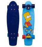 Pennyboardy Penny Cruiser Simpsons Bart 27 IN