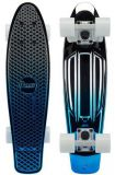 Pennyboardy Penny Cruiser Blue Silver Metallic Fade 22 IN