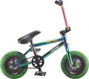 Mini BMX Rocker 3+ Crazymain Jet Fuel Freecoaster Mini BMX Bike