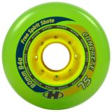 Kolieska 76 a 78 mm Hyper Concrete SL 76mm 84A (4ks) trans green