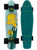 Pennyboardy Penny Cruiser Simpsons Excellent Burns 22 IN