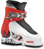 Lyžiarky Roces Idea Up 6in1 adjustable Ski Boots White/Red
