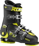 Lyžiarky Roces Idea Free 6in1 adjustable Ski Boot Black/Green