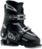 Lyžiarky Roces Idea Up 6in1 adjustable Ski Boots Black/Silver