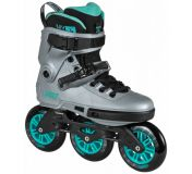 Urban a freeskate korčule Powerslide Next Arctic Grey 110