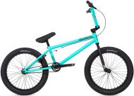 BMX Stolen Casino 20 inch 2020 BMX Freestyle Bike Caribbean Green