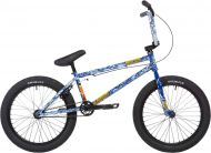 BMX Stolen X Fiction Creature 20inch 2020 BMX Freestyle Bike Angry Seas Blue