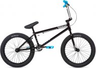 BMX Stolen Heist 20inch 2020 BMX Freestyle Bike Black W / Blue