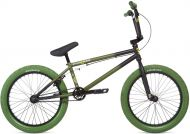 BMX Stolen Stereo 20inch 2020 BMX Freestyle Bike Faded Spec Ops