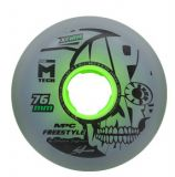 76 mm és 78 mm kerekek MPC Freestyle Wheels 76mm X-Firm Dual Natural (4db)