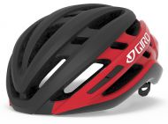 Prilby Giro Agilis Mat Black/Bright Red 2020