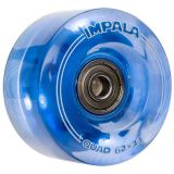 Kolieska na dvojradové korčule Impala Light Up Wheels 62mm 82A (4ks)