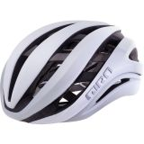 Prilby na bicykel Giro Aether Spherical Mat White/Silver 2021