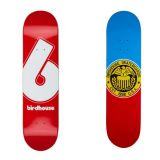 Skateboardy Birdhouse Logo Deck Eagle Logo 8in