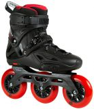 Urban a freeskate korčule Powerslide Imperial Black Red 110
