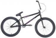BMX Academy Trooper 20 inch 2021 BMX Freestyle Bike Gloss Black / Polished