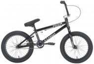 BMX Academy Origin 16 inch 2021 BMX Freestyle Bike Gloss Black / Polished