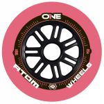Atom One 90mm 85A (1ks) - pink
