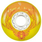 Undercover Deer 76mm 86A (4ks) yellow