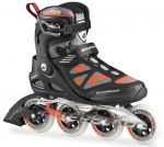 Rollerblade Macroblade 90 black red