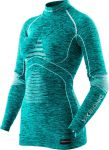X-Bionic Energy Accumulator EVO Melange turtleneck women shirt