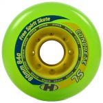 Hyper Concrete SL 80mm 84A (4buc) trans green