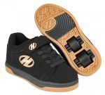 Heelys X2 Dual Up Black Gum