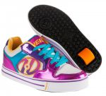 Heelys Motion Plus White/Fuschia/Multi