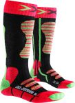 X-Socks Ski Junior Coral