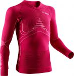 X-Bionic Energy Accumulator Junior Shirt Pink